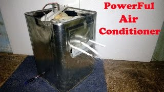 How To Make AC ( Air Conditioner ) At Home Easy