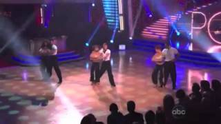 Brandy and Maks Tribute - Baby Got Back Dancing With The Stars