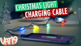 Video for Xmas Light Charging Cable