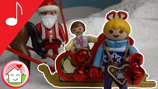 Jingle Bells Playmobil Film  / Weihnachtslied / Kinderfilm Von Family Stories