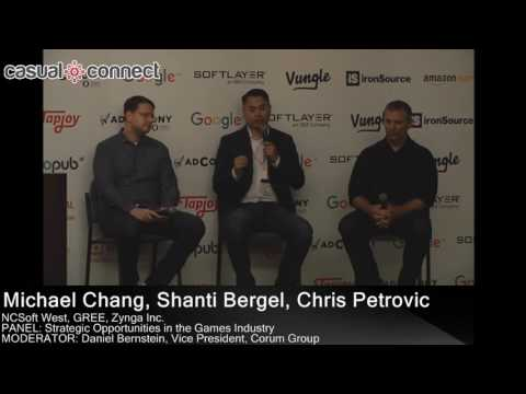 Strategic Opportunities in the Games Industry | PANEL