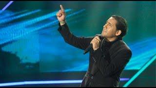 """Yo Soy: 'Cristian Castro' cantó """"Te sigo amando"""" en honor a Juan Gabriel"""