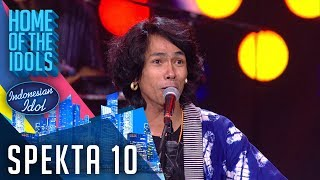 FOURTWNTY - ZONA NYAMAN - SPEKTA SHOW TOP 6 - Indonesian Idol 2020