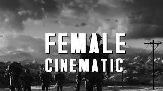 Female Perspective Cinematic Intro