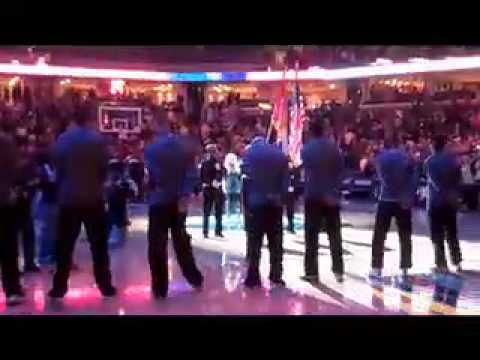Grizzlies National Anthem-- Sydney Hutchko