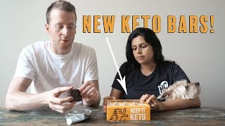 Great New Keto Products Reviewed | The Best Peanut Butter And Pizza Crusts