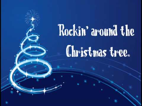 Rockin' Around The Christmas Tree - Miley Cyrus