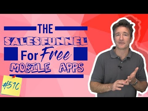 The Sales Funnel For Free Mobile Apps