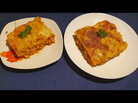 How to make Super  amazing  Lasagna Recipe |By Rodica Cooking Recipe