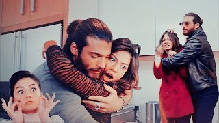Can & Sanem   Accidentally in love (HUMOR Part 3)   +English subtitles
