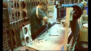 Marshall Amplification Factory Tour