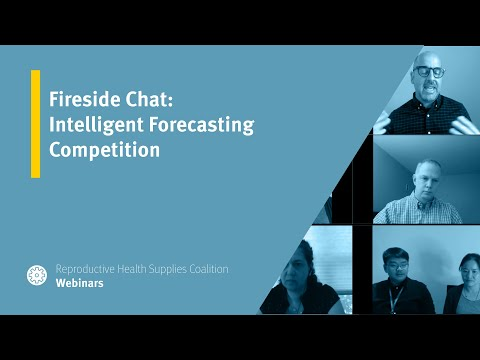 Fireside Chat: Intelligent Forecasting Competition