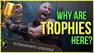 Trophies and achievements - motivation or annoyance? [gamepressure.com]