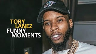 Tory Lanez FUNNY MOMENTS (BEST COMPILATION)