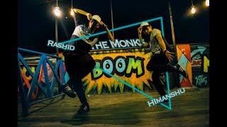 Boom | Ft. Rashid Himanshu | The Monks IIT Kanpur
