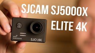 SJCAM SJ5000X Elite 4K - обзор экшн-камеры за 150 долларов - Keddr.com