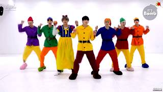 BTS 방탄소년단   Go Go 고민보다 (dance Practice)