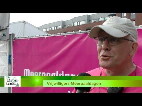 VIDEO | Vrijwilligers zijn de èchte VIP's van de Meerpaaldagen in Dronten