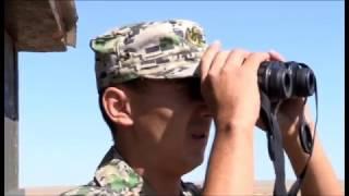 Кто охраняет границу Казахстана?