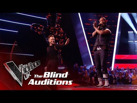 Olly Murs and will.i.am's 'Moves' | Blind Auditions | The Voice UK 2019