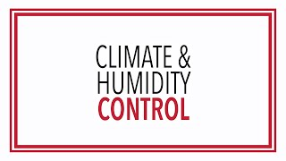 Climate & Humidity Control | Global Finishing Solutions