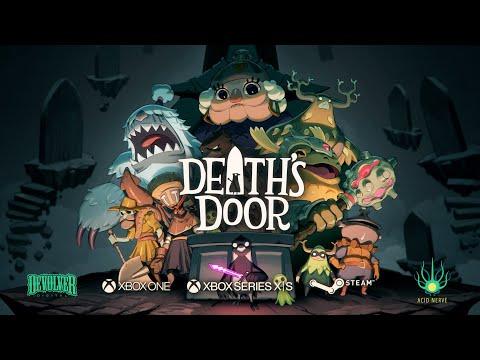 Annonce de la date de Death's Door