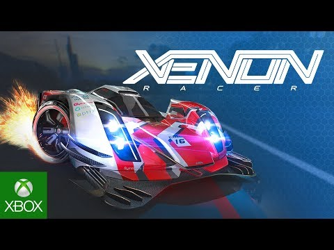 Trailer de Xenon Racer