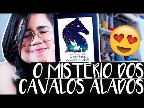 O MISTÉRIO DOS CAVALOS ALADOS, MEGAN SHEPHERD | Pronome Interrogativo