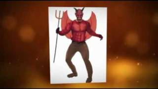 Devil Fancy Dress Halloween Costumes From Giant Party