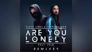Steve Aoki & Alan Walker - Are You Lonely (feat. ISÁK) (Steve Aoki Remix)