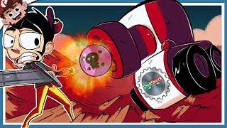 CLASH of the TITANS! | High Level YouTuber Battle! (Shellshock Live w/ Friends)