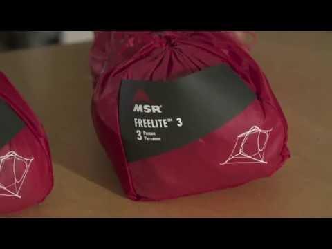 MSR Freelite 2 - eine kurze Vorstellung des 2-Personen Ultraleichtzeltes