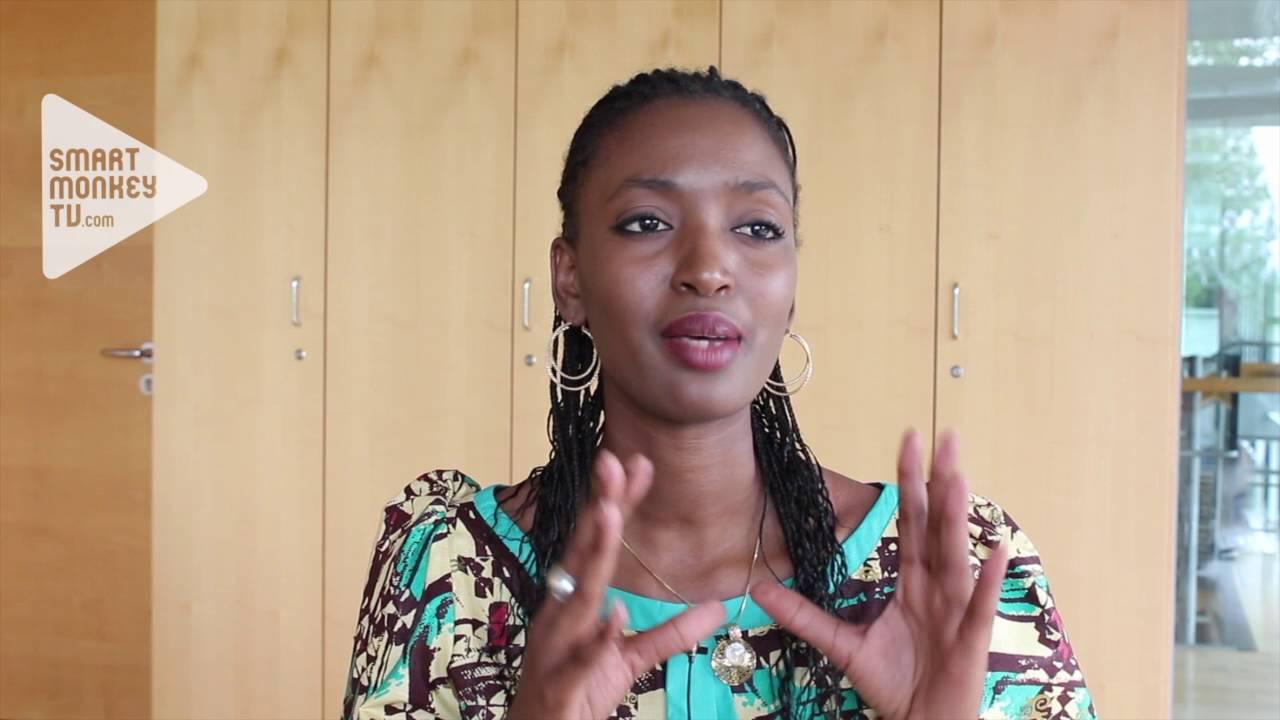 Binta Coudy De, JJiguene on how it helps women street sellers go online to sell food products
