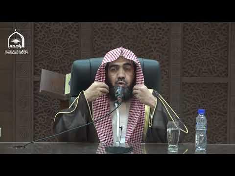 كلمة الشيخ  محمد عبدالعزيز الشمالي