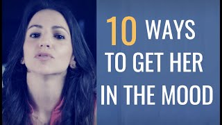 """10 Ways To """"MAKE"""" Her Want To Sleep With You & Feel SAFE In The Bedroom 