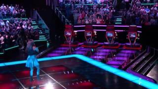 Bryana Salaz - Problem | The Blind Audition | The Voice 2014