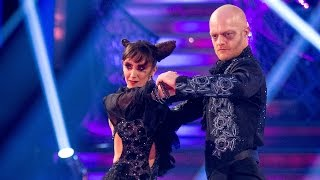 Jake Wood & Janette Manrara Paso Doble to 'Black Betty' - Strictly Come Dancing: 2014 - BBC One