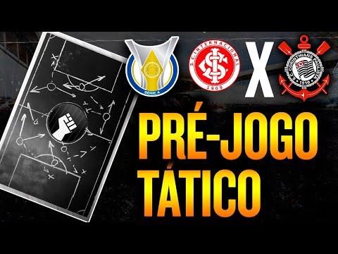 O que esperar de Internacional x Corinthians | Pré-jogo tático (com Jow e Bia)