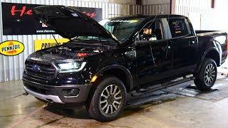 2019 Hennessey VelociRaptor Ranger Chassis Dyno Testing