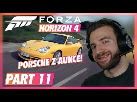 PORSCHE 911 GT3 2004 Z AUKCE! | Forza Horizon 4 #11