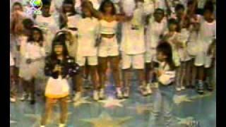 Abri A Porta Mariquinha - Sandy E Junior - Em 1994