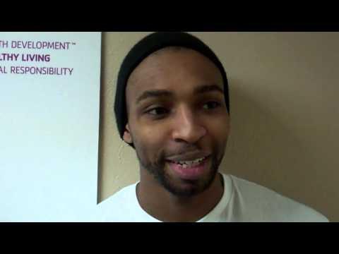 Cullen Jones Interview