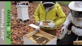 How to Feed Bees in Winter & Fall Garden Review