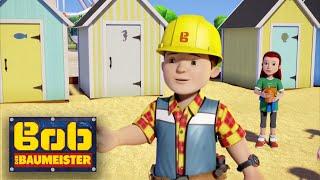 Bob der Baumeister | Strand retten️ | Kinderfilm