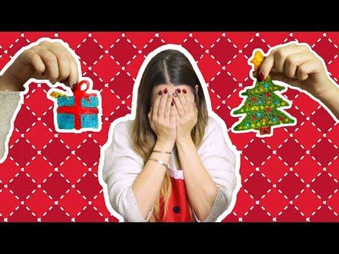 Katastrofálne kreslenie vianočných palaciniek #2   Patra Bene