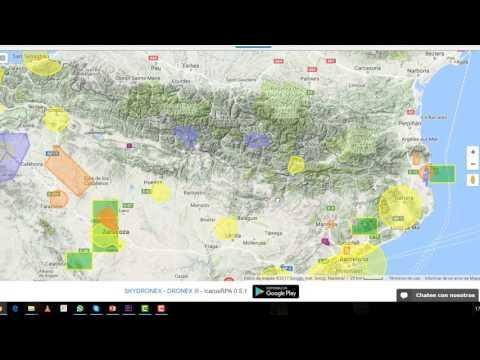 Proyecto Drone (56) ¿Puedo volar aquí? Normativa española para Hobby