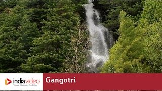 Travel to the blissful land, Gangotri