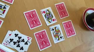9 Holes, A Card Game