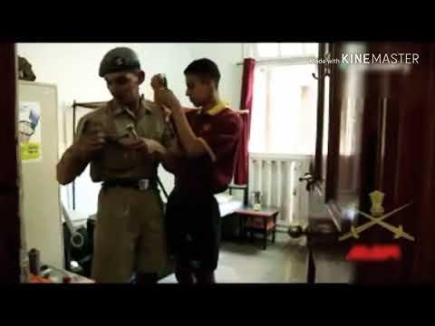 NDA Drill & Discipline( service Before Self