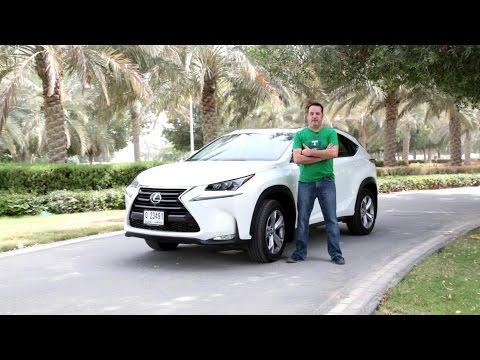 Test drive Lexus NX 200t 2015 تجربة قيادة لكزس ان اكس 200تي